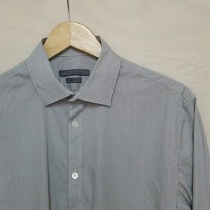 John Varvatos Slim Fit Shirt 15.5